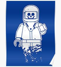 dr who lego Poster