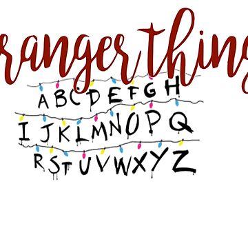 Stranger Things by KikkaT