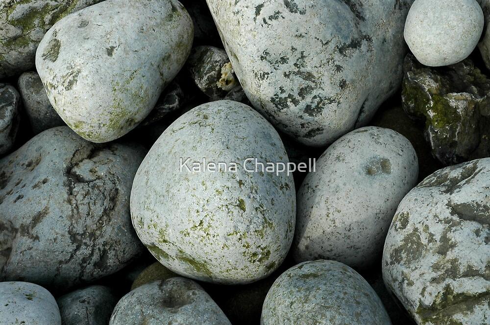 Rocks by Kalena Chappell