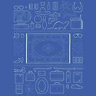 Lebowski Elements by Tom Burns