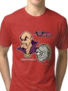 Walter the Wicked & Smeagor! Tri-blend T-Shirt