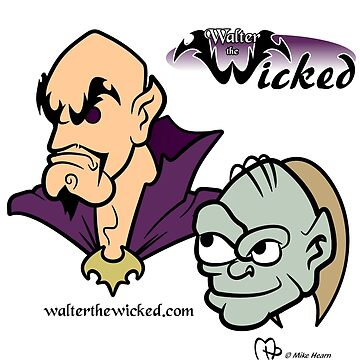 Walter the Wicked & Smeagor! by MikePHearn