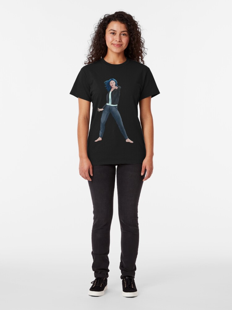 Alternate view of Afina Classic T-Shirt
