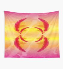 Feather Fusion 2 Wall Tapestry