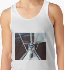 Sailing proud in the sun Tank Top