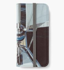 Sailing proud in the sun iPhone Wallet/Case/Skin