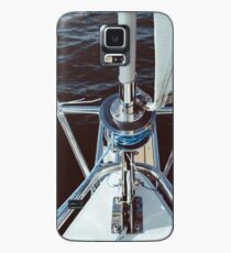 Sailing proud in the sun Case/Skin for Samsung Galaxy