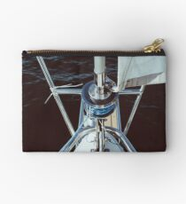 Sailing proud in the sun Studio Pouch