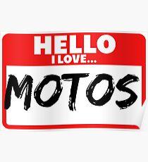 Motos Poster