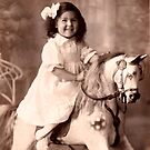 Jean Circa 1915 a Photograph of our Family's Auntie  by Virginia McGowan