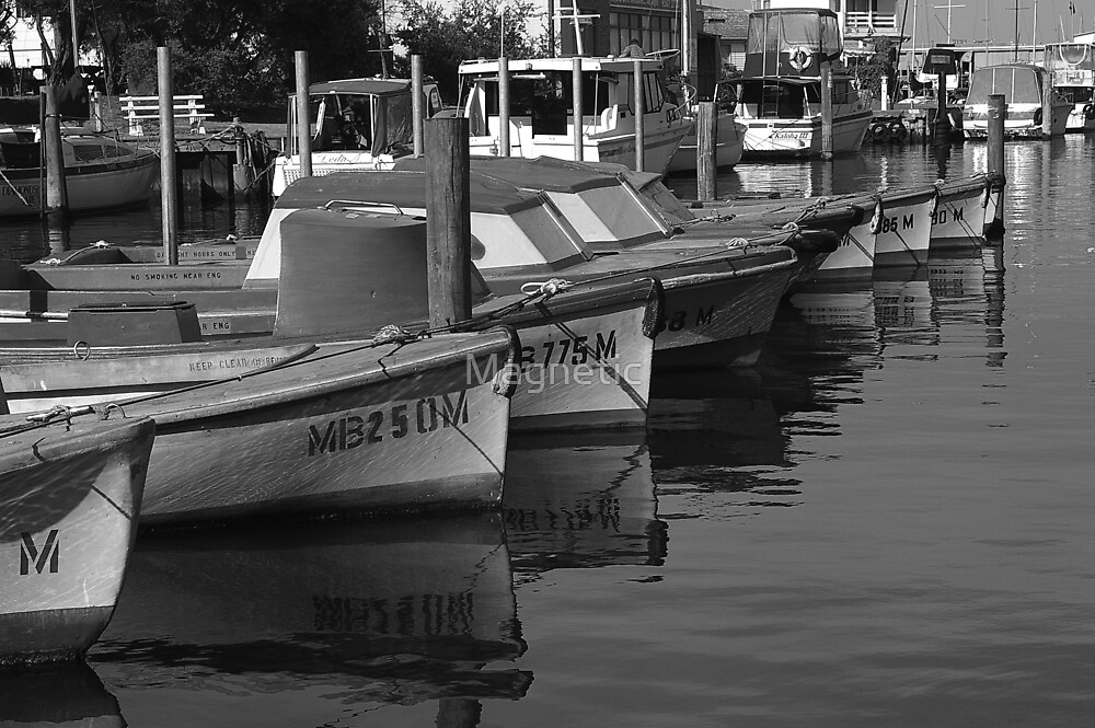 Hire Boats by Magnetic