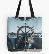 Captain of luxe Tote Bag