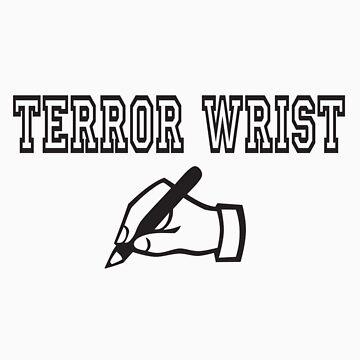 Terror wirst by AlKinda