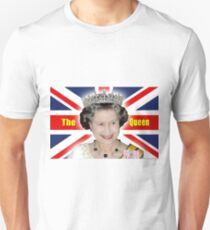 HM Queen Elizabeth II / The Queen Unisex T-Shirt