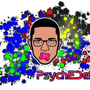 Psychedelia by KingMustachio