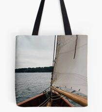 Out upon the waters Tote Bag