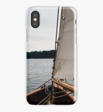Out upon the waters iPhone Case