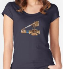 Trebuchet Render Women's Fitted Scoop T-Shirt