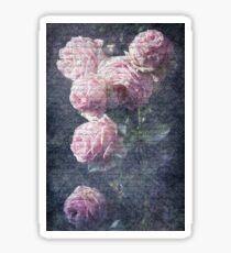 Vintage Roses - Vintage Roses Sticker