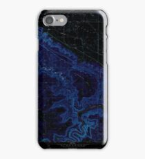 USGS TOPO Map Colorado CO Paradox 234062 1960 24000 Inverted iPhone Case/Skin