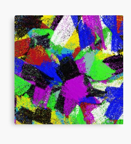 Paint To Feel Better Canvas Print
