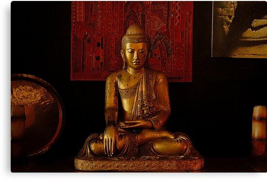 The Asian Legend by Antoine Dagobert