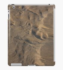 Nature Sand Sculpture iPad Case/Skin
