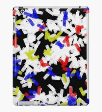 Primary Strokes iPad Case/Skin