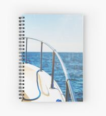 When oceans rise Spiral Notebook