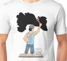 T-Shirt Painter !! Unisex T-Shirt