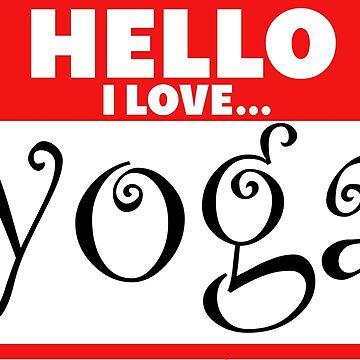 Yoga by itwasallmydream