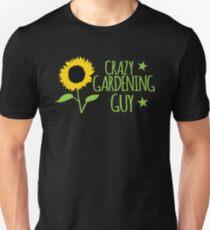 Crazy Gardening guy T-Shirt