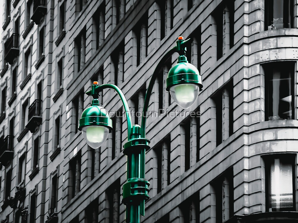 My Street Lamp by DowntownPictures