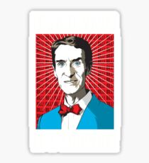 Bill Nye - It's Not Magic, It's Science Sticker