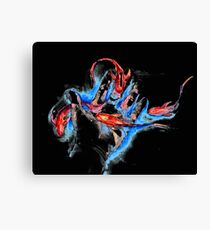 tattoo Canvas Print