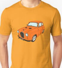Austin A35 - Tango - Orange Modified Custom Beast Unisex T-Shirt
