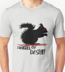 Squirrel of Destiny Unisex T-Shirt