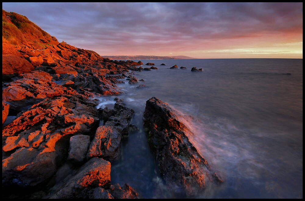 Mornington Coastline by Robert Mullner