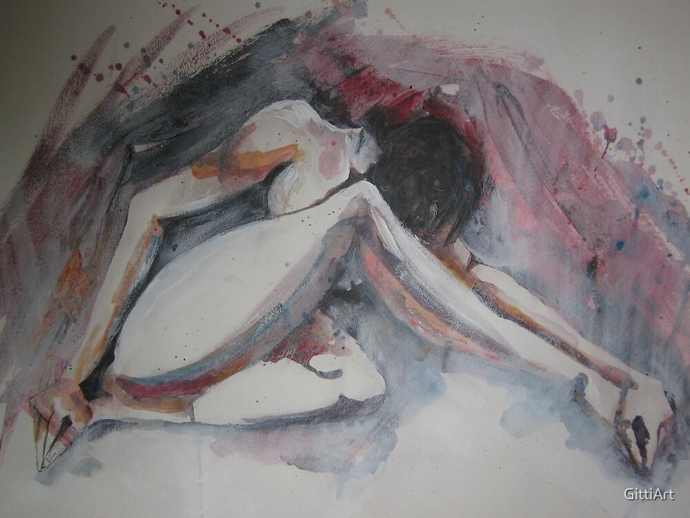 THOUGHTFUL....................... by GittiArt