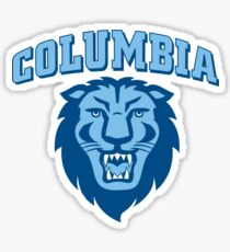 Columbia  Sticker