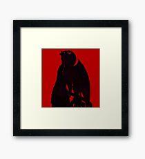 Devil Framed Print