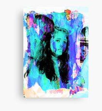 Cuenca Kids 892 Canvas Print