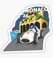 Monaco '36 Sticker