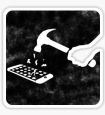 Kill Your Smartphone Sticker