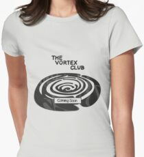 Vortex Club - Life is Strange Womens Fitted T-Shirt