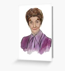 Dot Cotton Greeting Card