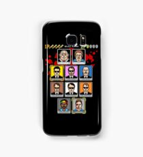 8 Bit Reservoir Samsung Galaxy Case/Skin