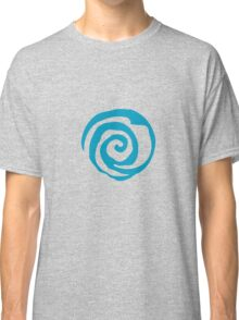 Circles Abstract Seamless Pattern II Classic T-Shirt