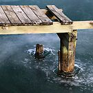 Old Dock Winter 2017 2 by marybedy