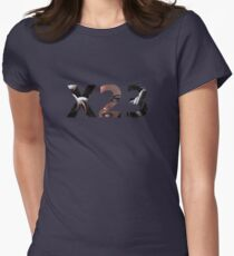 X23  Womens Fitted T-Shirt